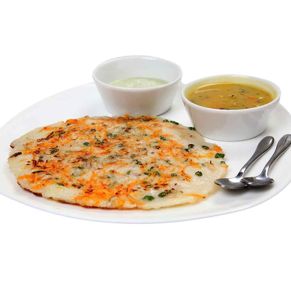 MIX VEGETABLE UTTAPAM